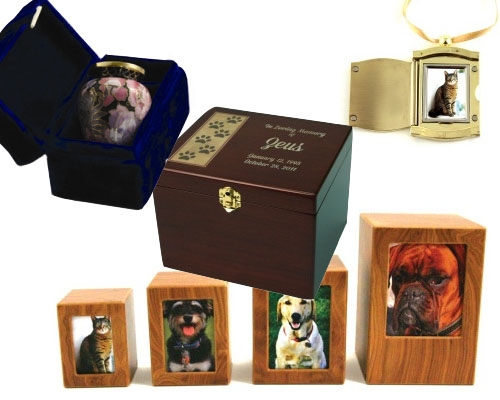 Pet Memorial Products